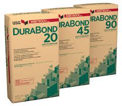 exterior joint compound. usg sheetrock® brand durabond® joint compound exterior r