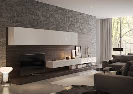 exterior large size contemporary grey wall with white wall shelves can add the luxury touch