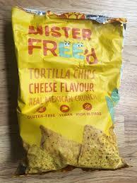Tesco Lightly Salted Tortilla Chips Gluten Free Vegan Crisps And Snacks Vegan Food Reviewed