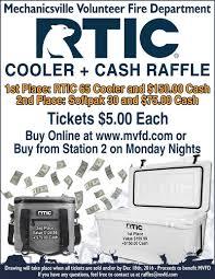 Cash Raffles Cooler And Cash Raffle Thebaynet Com Thebaynet Com Articles