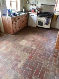 beautiful looking brick flooring veneer pavers vinyl lowe s