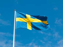 Sveriges nationaldag och sveriges flagga firade 100 år 2016. Du Gamle Du Frie Sveriges Nationaldag Nabolandskanalerne