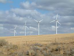 wind power in oregon