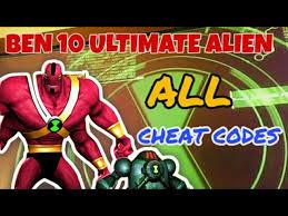 ben 10 ultimate alien cosmic