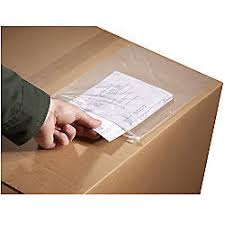 Invoice Pouch At Rs 3 Piece Packing List Envelopes Id 11851885848