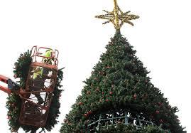 delray beach tree lighting. Delray Beach Christmas Tree Lighting 2017 Postpones Until Dec 10 Sun Sentinel .