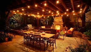 outdoor lighting backyard. Decor Of Led Patio Lights Outdoor Lighting Ideas Home With Backyard Design Images E