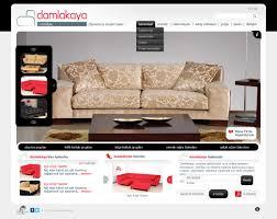 Furniture Website Design Gorgeous Design Damlakaya Furniture Web Design By  Aelerator Chxs .