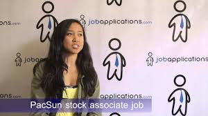 pacsun interview stock associate pacsun interview stock associate