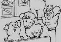16 Jakers Piggley Winks Coloring Page Kantame