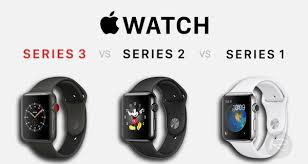 Apple Watch Feature Comparison Chart Apple Watch Series 3 Vs Series 2 Vs Series 1 Specs