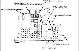 2000 honda accord starter diagram download wiring diagrams \u2022 2014 Honda Accord Wiring Diagram at 2000 Honda Accord Starter Wiring Diagram
