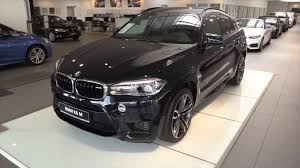 BMW X6 M 2016 In Depth Review Interior Exterior - YouTube