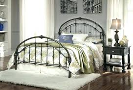 Metal Bed Frames King Amusing Steel Bed Frame King Metal And Also ...