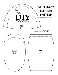 Baby Shoes Pattern Magnificent Shoe Patterns Download Print Our PDF Pattern The DIY Mommy