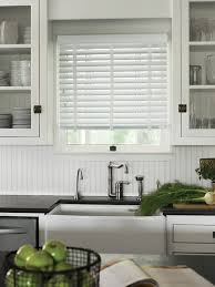 Designer Kitchen Blinds Simple Four Modern Kitchen Window Treatment Ideas Dining RoomKitchen