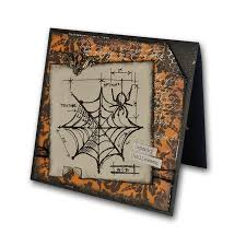 340 Best Rubber StampingHalloween Images On Pinterest  Holiday Card Making Ideas For Halloween