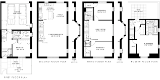 townhouse floor plans. Wonderful Urban Townhouse Floor Plans #3: Plan Ahscgs Com A
