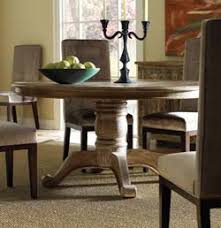 rustic round kitchen table. Aden Rustic Round Dining Table Kitchen