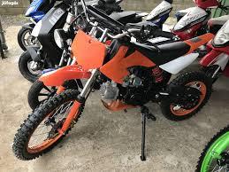 Új kxd 607 dirt bike gyerek felnőtt cross készletről részletre is 1