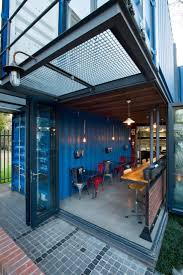 Homes Built From Shipping Containers Best 25 Container Restaurant Ideas On Pinterest Shipping