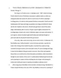 1984 Essay Topics Totalitarianism And Censorship In 1984 And Fahrenheit 451 A Level