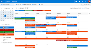 New Mail Calendar And People Experiences Coming To Outlook Com