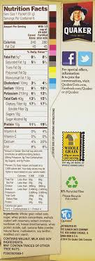 amazon quaker select starts protein instant oatmeal banana nut