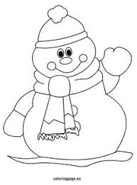 Small Picture Learn Snow Hat Coloring Page Designs Canvas