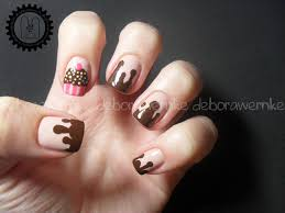 Nail art cupcake   Fashion & Beauty I Love   Pinterest   Art ...