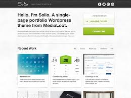 Microsoft Web Page Templates 30 Best Free One Page Wordpress Themes 2019 Athemes