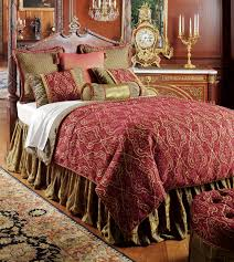 luxury bedding by eastern accents vaughan collection