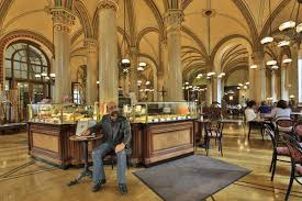 Viennas Famous Coffee Houses
