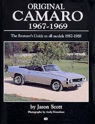 1967 1969 camaro rs gauge headlight wiring diagram manual reprint