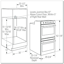 wall oven cabinet oven cabinet
