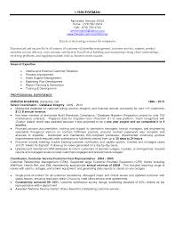 1 Inspection Reports A Different Perspective Federal Resume Form Of