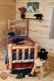 Lodge Bedroom Furniture 1000 Ideas About Log Bed Frame On Pinterest Rustic Bed Frames