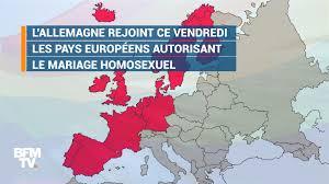 Quels Sont Les Pays Autoriser Le Mariage Gay En Europe