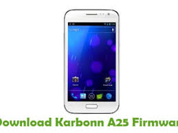 Download Karbonn A25 Firmware - Stock ...