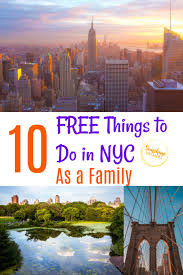 things to do in new york city as a family