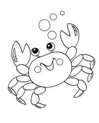 Top 10 Free Printable Crab Coloring Pages Online Coloring Pages