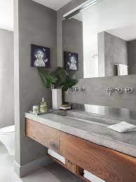 21 Favorite Bathroom Backsplash Ideas For Every Style And Budget Bathroom Countertops House Bathroom Bathroom Backsplash