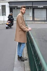 Fitted trousers and pussybow blouse. 21 Cool Men Outfit Ideas With Chelsea Boots Styleoholic