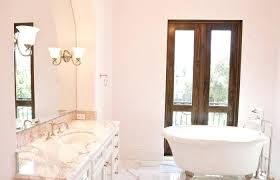 black and pink bathroom accessories. Pink Bath Accessories And Black Tiled Bathroom Medium Size Decor Photo