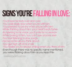 Love Quotes And Signs