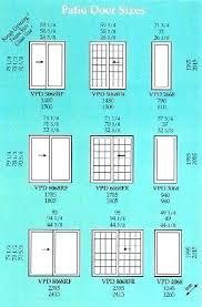 width of sliding glass doors standard sliding patio door size average width of sliding glass doors