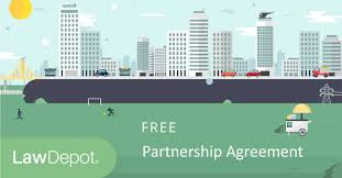 Free Partnership Agreement Create Download And Print