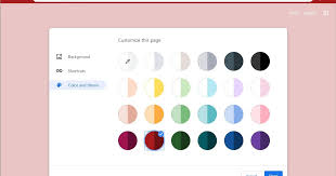 custom colors and tab groups