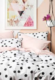 polka dot bedding. Exellent Dot 25 JawDropping Bedrooms From Pinterest  Home Sweet  Bedroom Linen Bedding And Intended Polka Dot Bedding W