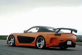 1993 mazda rx7 fast and furious. veilside 19931998 mazda rx7 fd fortune rear wing 1993 rx7 fast and furious